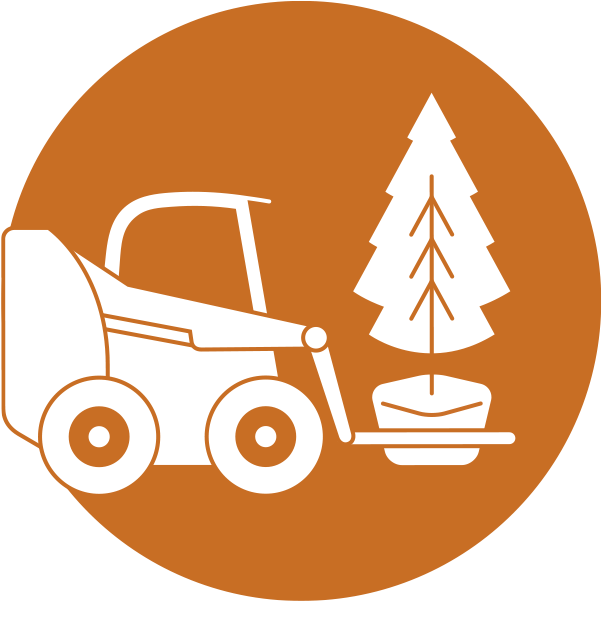 Pick-up and Loading Icon